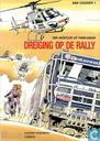 Comics - Van Coover - Een avontuur uit Paris-Dakar - Dreiging op de rally