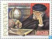 Postzegels - Portugal [PRT] - Nunes, Pedro 400J