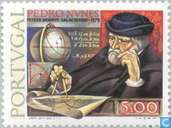 Briefmarken - Portugal [PRT] - Nunes, Pedro 400J