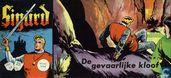 Strips - Sigurd - De gevaarlijke kloof