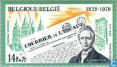 Postzegels - België [BEL] - Krant