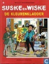 Comic Books - Willy and Wanda - De kleurenkladder