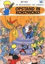 Comic Books - Jeremy and Frankie - Opstand in Kokowoko