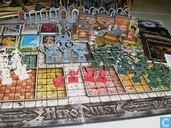 Board games - HeroQuest - HeroQuest