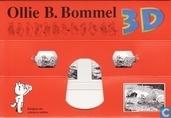 """Ansichtkaarten - Bommel en Tom Poes - 3D Kaart """"Als je begrijpt wat ik bedoel"""""""