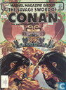 Comic Books - Conan - The Savage Sword of Conan the Barbarian 93