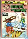 Strips - Laurel en Hardy - Stan Laurel en Oliver Hardy special