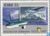 Postage Stamps - Ireland - Republic 75 years