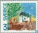 Postage Stamps - Sweden [SWE] - Europe – Post offices