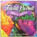 Board games - Trivial Pursuit - Trivial Pursuit - Genus - Belgische editie