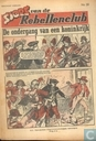 Comics - Sjors van de Rebellenclub (Illustrierte) - 1955 nummer  30