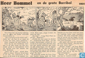 Comic Books - Bumble and Tom Puss - Heer Bommel en de grote Barribal