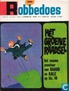 Comic Books - Robbedoes (magazine) - Robbedoes 1532