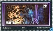 Timbres-poste - Malte - Fireworks