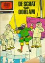 Strips - Dees Dubbel en Cesar - De schat van Oorlam