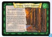 Trading cards - Harry Potter 5) Chamber of Secrets - Moaning Myrtle's Bathroom