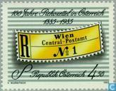 Postage Stamps - Austria [AUT] - Annotation law 100 years