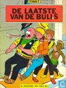 Comics - Chick Bill - De laatste van de Bulls