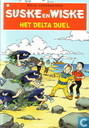 Comic Books - Willy and Wanda - Het Delta duel