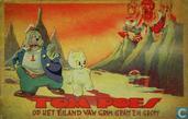 Comics - Bommel und Tom Pfiffig - Tom Poes op het eiland van Grim, Gram en Grom