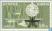 Postzegels - Cyprus [CYP] - Strijd tegen malaria