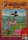 Bandes dessinées - Samson & Gert krant (tijdschrift) - Nummer  138