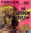 Bandes dessinées - Tarzan - De gouden leeuw 2