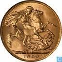United Kingdom 1 souvereign 1900