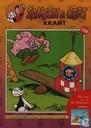 Bandes dessinées - Samson & Gert krant (tijdschrift) - Nummer  139