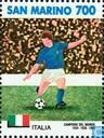 Postage Stamps - San Marino - World Cup Soccer
