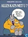 Comics - Kat, De [Geluck] - Alles kats met u?