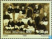 Postzegels - San Marino - AC Milan