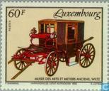 Timbres-poste - Luxembourg - Musées