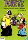Comic Books - Popeye - 52 pagina´s vol met puzzels en strips