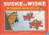 Comic Books - Willy and Wanda - De terugkeer van de lepe luis