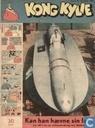 Bandes dessinées - Kong Kylie (tijdschrift) (Deens) - 1950 nummer 43