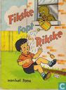 Strips - Rikske en Fikske - Fikske fopt Rikske