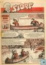 Strips - Sjors van de Rebellenclub (tijdschrift) - 1958 nummer  35