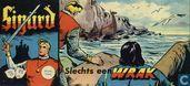 Strips - Sigurd - Slechts een wrak