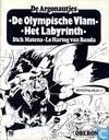 Bandes dessinées - Petits Argonautes, Les - De Olympische vlam + Het labyrinth