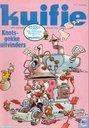 Comic Books - Proffie - knotsgekke uitvinders