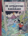 Comic Books - Jo, Zette and Jocko - De uitbarsting van de Karamako