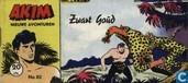 Bandes dessinées - Akim - Zwart goüd