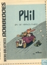 Comic Books - Phil - Phil en de verkoudheid