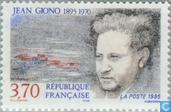 Postage Stamps - France [FRA] - Giono, Jean
