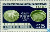 Postzegels - Oostenrijk [AUT] - Wereldvoedseldag