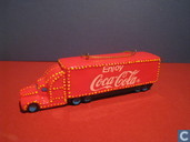 Model cars - Unknown - Coca-Cola kersthanger