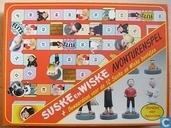 Board games - Avonturenspel - Suske en Wiske Avonturenspel