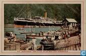 Ansichtkaarten - Scheepvaart - S.S. Bontekoe der KPM