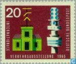 Postage Stamps - Germany, Federal Republic [DEU] - International Transport and Communications Exhibition